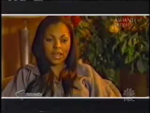 Ashanti (first national television interview) on Source - Produced and Directed by Keith O'Derek