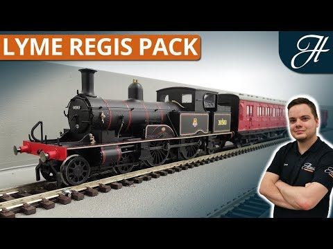 Hornby Lyme Regis Train Pack - Product Showcase
