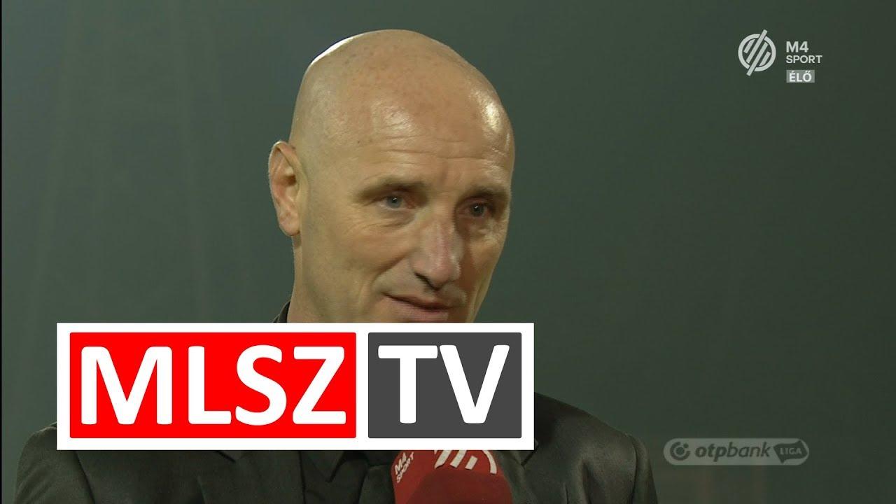 Edzői értékelések a Budapest Honvéd - Mezőkövesd Zsóry FC mérkőzésen
