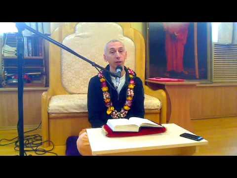 Шримад Бхагаватам 3.25.33 - Дамодара Пандит прабху