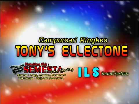 Bukti Virgoun - Tony's Ellectone 2018 Semesta Video Shooting