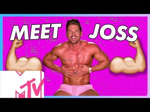 EX ON THE BEACH SEASON 5 | MEET JOSS | MTV UK