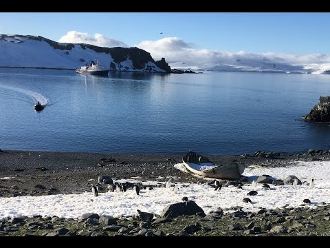 Antarctic Expedition 2017