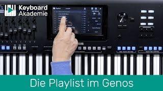 Die Playlist im Genos | Power-Tipp