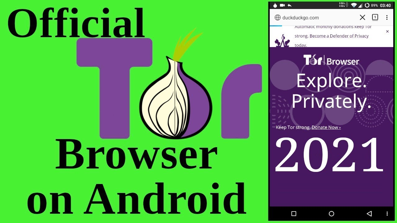 How to Use TOR on Android | Install Official TOR Browser on Android | Browse Anonymously on Android