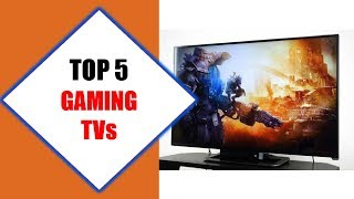 Top 5 Best Gaming TVs  2018 | Best Gaming TVs Review By Jumpy Express