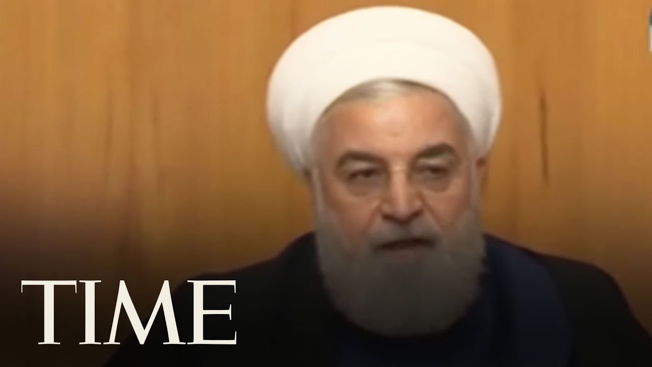 Iran Threatens Return To Nuclear Enrichment As U.S. Sanctions Bite | TIME