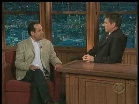 Tony Shalhoub on Ferguson 2009