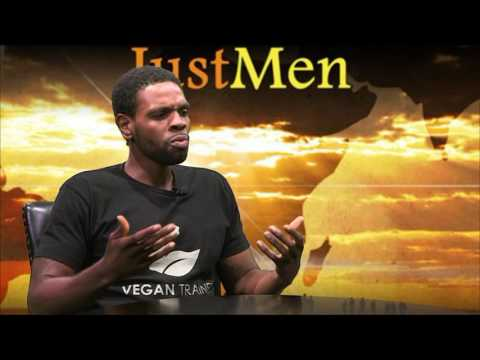 JUST MEN FEATURES TAY SWEAT - THE VEGAN TRAINER