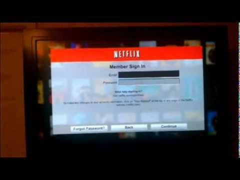 How To Switch  Change Netflix Account Xbox 360  2014 CODE