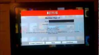 How To Switch / Change Netflix Account Xbox 360 - 2014 CODE