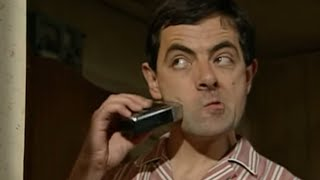 Getting up Late for the Dentist | Mr. Bean Official
