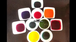 How to Make Natural Food Colors at home|घर पर नेचुरल फ़ूड कलर्स बनाने की रेसिपी |Arpita's Space