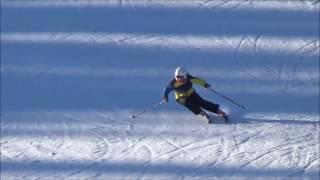 Effective Giant Slalom Drills by ALEX