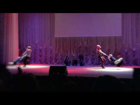 Станцуй лучше (Участники-финалисты Гала-концерта проекта) Ритмичный Воин