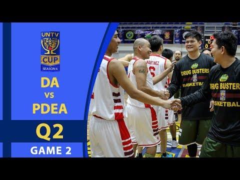 UNTV Cup 6: DA Food Masters vs. PDEA Drug Busters - Q1