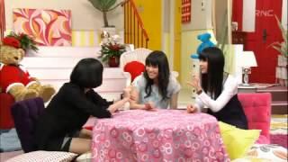 Perfumeの シャンデリアハウス> 第3話 「赤ちゃんとテクノカットがやってきた」 【キャスト】 Perfume(あ~ちゃん、かしゆか、のっち) オードリ...