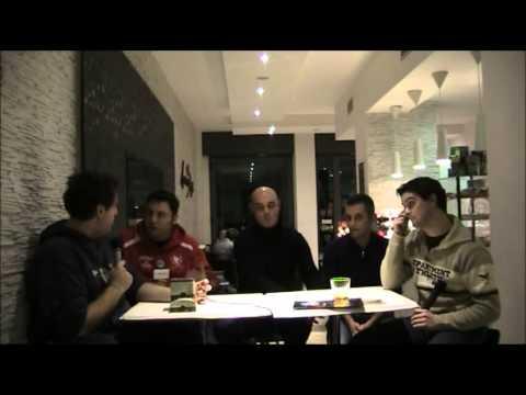 UN CAFFE' FUORICAMPO - Puntata del 18-12-2013: Parola alla Gem Chimica Tarantasca + Auguri Finali