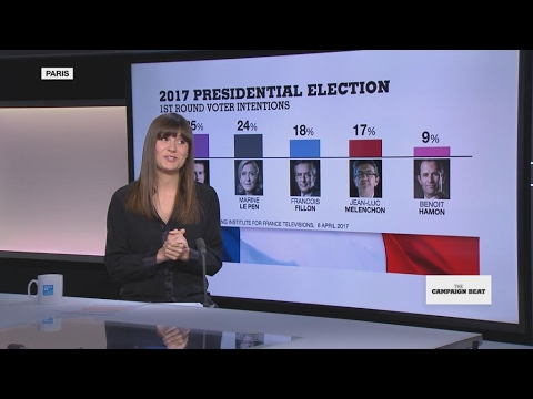 Undecided French voters could swing election