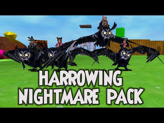Wizard101: NEW Road Warrior's Hoard Pack  