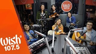 """The Ransom Collective performs """"Open Road"""" LIVE on Wish 107.5 Bus"""