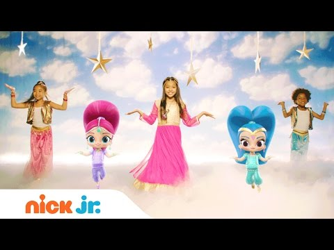 Shimmer and Shine   'Magic Carpet Ride' Official Music Video   Nick Jr.