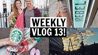 WEIGHT LOSS TIPS & FACEPLANTING MUD | WEEKLY VLOG 13!