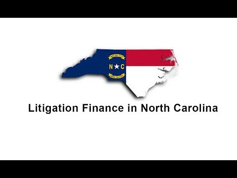 Litigation Finance in North Carolina