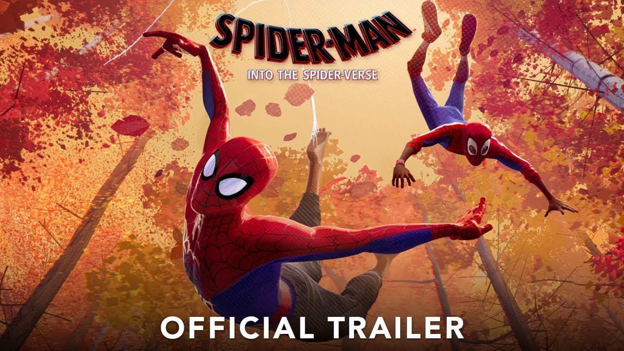 Animated Spider Man Tr C Dansk Trailer I Biografen 13 December Youtube