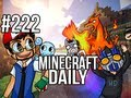 Minecraft Daily | Ep.222 | Ft. Kevin, ImmortalHd and Steven | Zubats and Golbats...EVERYWHERE!