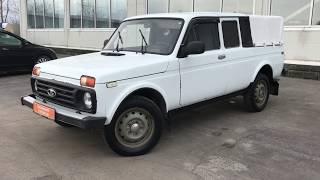 Презентация автомобиля Lada 2329