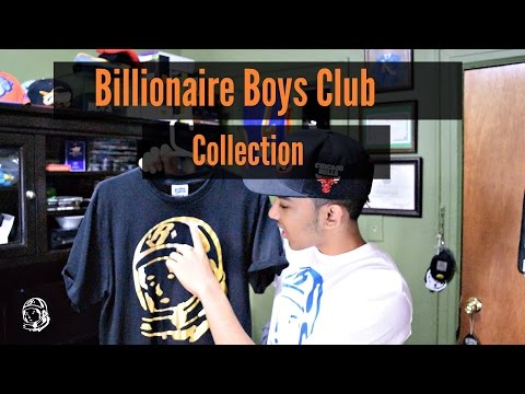My billionaire boys club Collection
