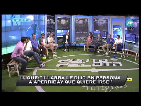 """José Antonio Luque: """"Illarramendi le dijo a Aperribay que se quería ir al Madrid"""""""