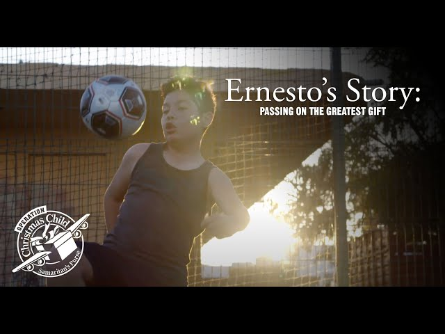 Ernesto's Story: Passing On the Greatest Gift