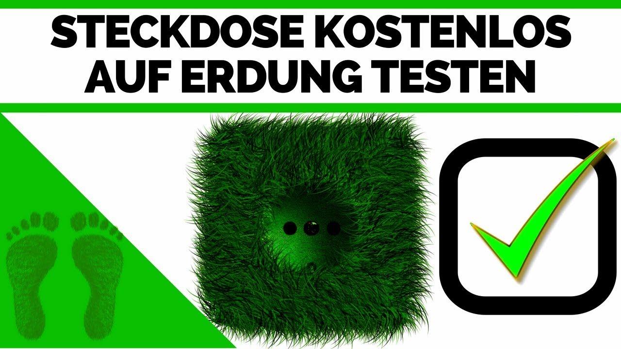 earthing tester steckdose kostenlos auf erdung testen ohne steckdosentester earthing. Black Bedroom Furniture Sets. Home Design Ideas