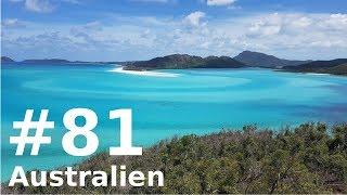 Auf den Whitsunday Islands! || VLOG #81 || AUSTRALIEN