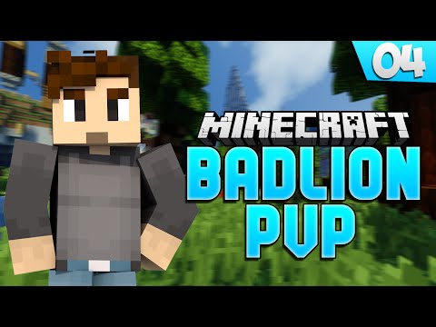 Minecraft: Badlion PVP Episode 4 - Some Good Ol' UHC!
