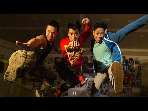 The Three Shaolin Stooges -