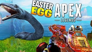 IL MOSTRO DI LOCH NESS SEGRETO - EASTER EGG | APEX LEGENDS ITA