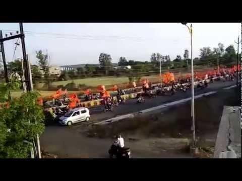 Nandurbar Shivjayanti  Miravnuk  2017 / dhamaal - masti..