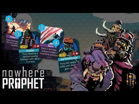Новинка в Xbox Game Pass: игра Nowhere Prophet стала доступна по подписке