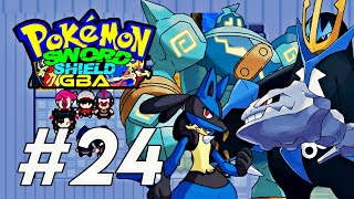 Battling In Rose Tower🔥🔥 || Pokemon Sword And Shield GBA #EP24 Gameplay In Hindi