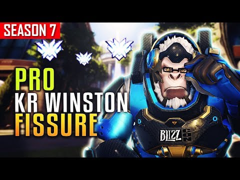THAT's a PRO Winston - FISSURE (London Spitfire) Better than Miro? [S7 TOP 500]