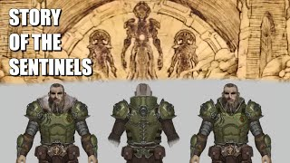 Doom Eternal: NEW Sentinel Lore Revealed!