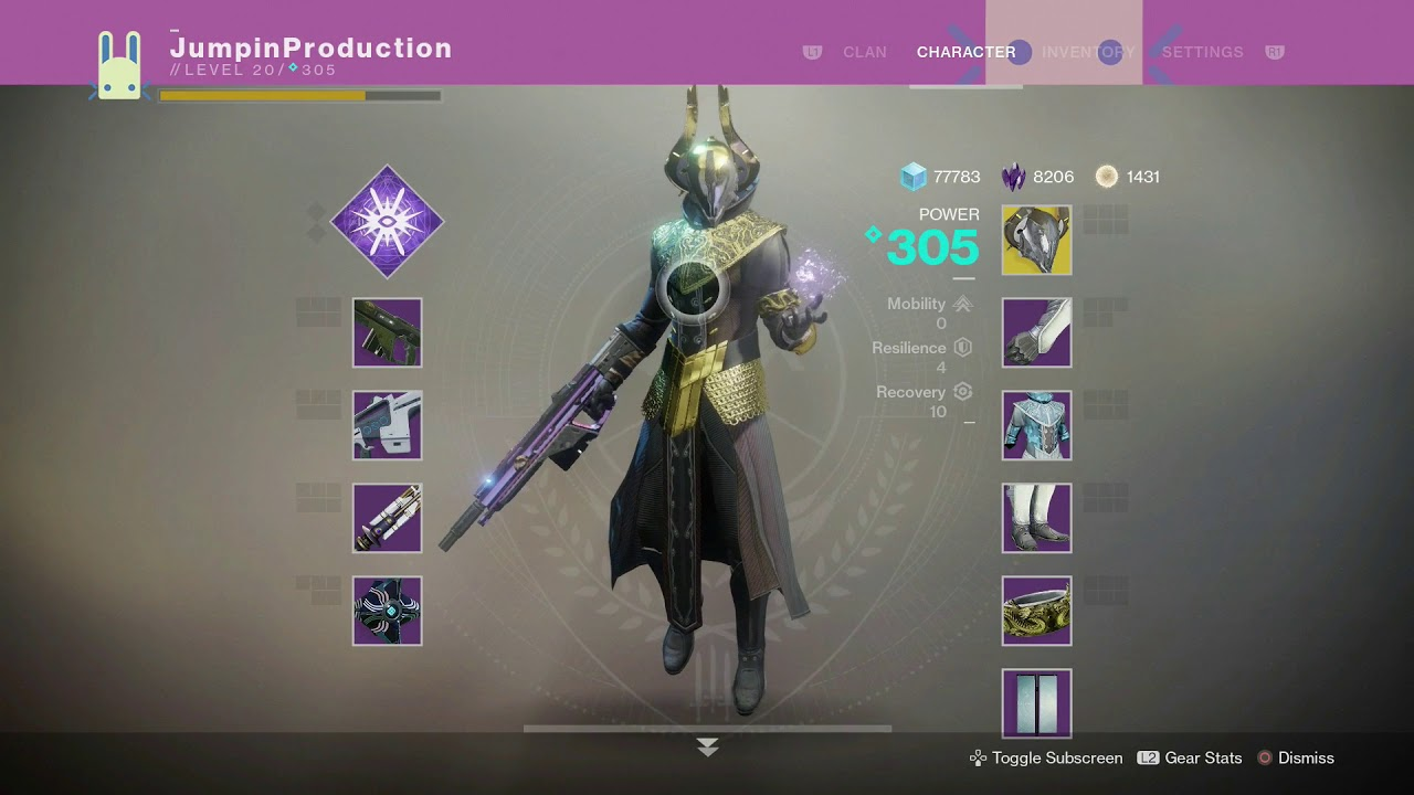 Destiny 2 Most Overpowered Warlock Builds All Subclasses Full Set Up