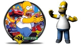 SIMPSONS: Hit and Run #1 - GTA dos Simpsons!!!