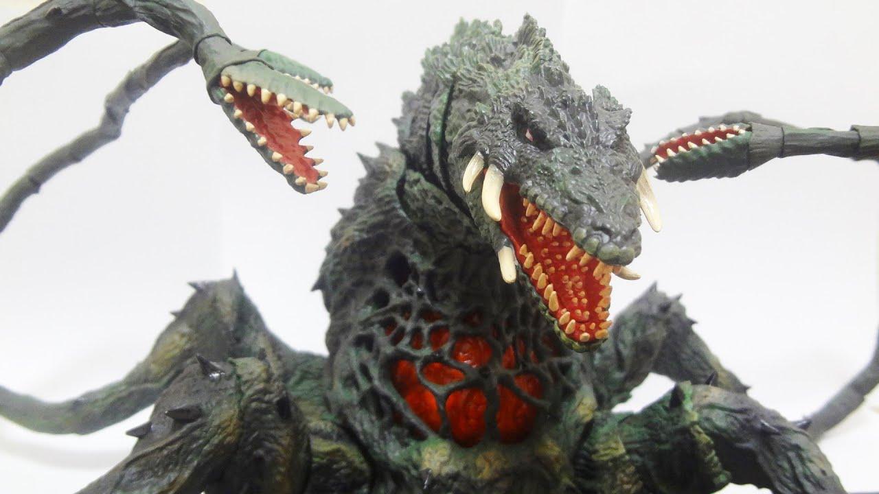S.H.MonsterArts ビオランテ Biollante モンスターアーツ , YouTube