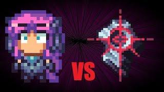 Terraria Chibii Devourer NPC VS Calamity Boss Rush