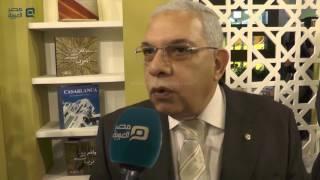 بالفيديو| رئيس اتحاد الناشرين العرب: نحرص على خدمة القراء بمعرض الكتاب