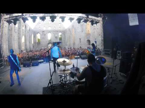 A Crime Called... LIVE @ Sunset Festival - Tallinn ESTONIA